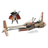 Enfys Nest Star Wars Figure Riding His Swoop Bike Vehicle Set