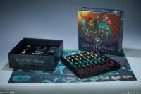 Mourners Call The Court of the Dead Board Game  stolní hra